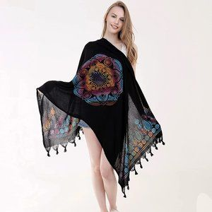 Women's Ase Sarong Cover Up for Women A1